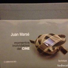 Libros de segunda mano: MOMENTOS INOLVIDABLES DEL CINE- CARROGGIO. Lote 102156718