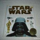 Libros de segunda mano: STAR WARS, THE VISUAL DICTIONARY - DORLING KINDERSLEY 1998. Lote 102372279