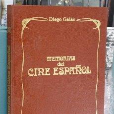 Libros de segunda mano: MEMORIAS DEL CINE ESPAÑOL. DIEGO GALÁN. Lote 102730267