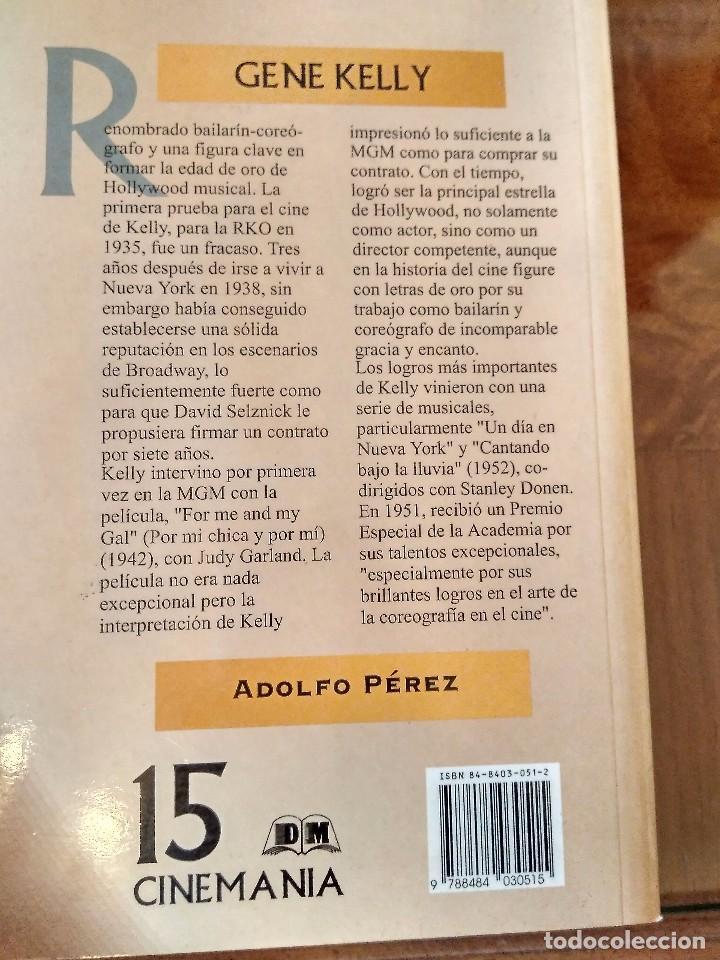 Libros de segunda mano: Gene Kelly.- Adolfo Perez.-Edimat - Foto 2 - 102945723