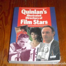 Libros de segunda mano: QUINLAN'S ILLUSTRATED DIRECTORY OF FILM STARS - 1990 -. Lote 103851595