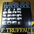 Libros de segunda mano: TRUFFAUT, FRANÇOIS (AVEC LA COLLABORATION DE HELEN SCOTT): LE CINÉMA SELON HITCHCOCK. Lote 103890555