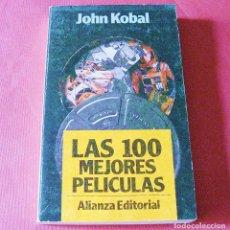 Libros de segunda mano: LAS 100 MEJORES PELICULAS - JOHN KOBAL - ALIANZA EDITORIAL. Lote 104330639