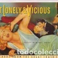 Libros de segunda mano: LOST, LONELY & VICIOUS (POSTCARDS FROM THE GREAT TRASH FILMS). Lote 104367115