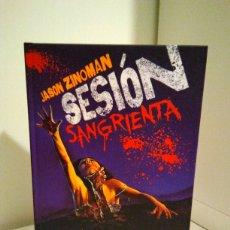 Libros de segunda mano: SESIÓN SANGRIENTA - JASON ZINOMAN. Lote 105043327