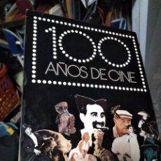 Libros de segunda mano: ENCICLOPEDIA 2 LIBROS 100 AÑOS DE CINE. Lote 105053939
