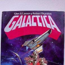 Libros de segunda mano: LIBRO GALACTICA STAR WARS 1978. Lote 105068819