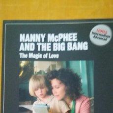 Libros de segunda mano: NANNY MCPHEE AND THE BIG BANG THE MAGIC OF LOVE SPEAKUP RBA REVISTAS 1985. Lote 105892015