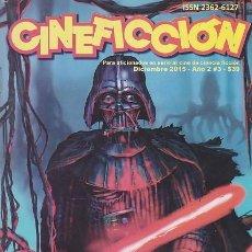 Libros de segunda mano: CINEFICCIÓN - REVISTA ARGENTINA DE CINE FANTÁSTICO - Nº 2/3. Lote 106051891