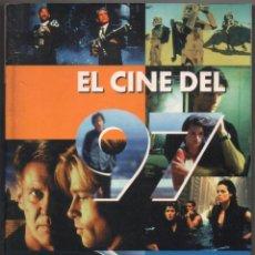 Libros de segunda mano: EL CINE DEL 97 - CANAL + - ILUSTRADO *. Lote 106053827