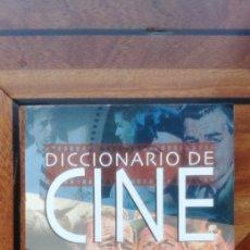 Libros de segunda mano: DICCIONARIO DE CINE JOSE LUIS MENA JAVIER CUESTA. Lote 106057052
