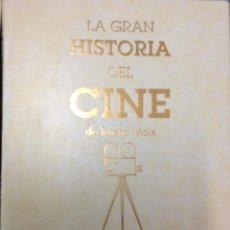 Libros de segunda mano: LA GRAN HISTORIA DEL CINE . TERENCE MOIX. Lote 106058519