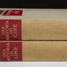 Libros de segunda mano: UNA HISTORIA DEL CINE. 2 TOMOS. ANGEL ZUÑIGA. EDIT DESTINO. 1º EDICIÓN. 1948.. Lote 106068675