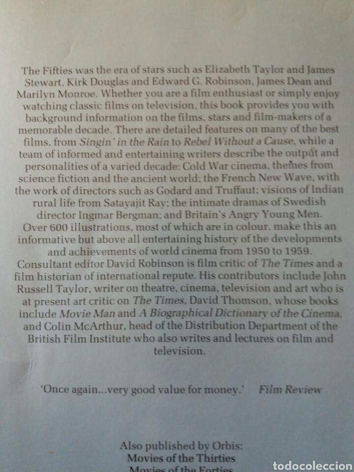 Libros de segunda mano: Movies of the Fifties - Foto 2 - 106196098