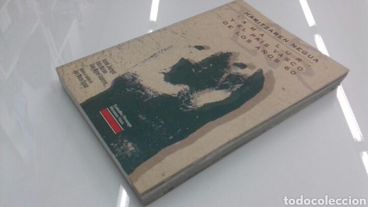 Libros de segunda mano: Haritzaren Negua AMA LUR EL PAIS VASCO DE LOS AÑOS 60 FILMOTECA VASCA - Foto 2 - 107529706