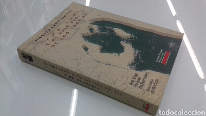 Libros de segunda mano: Haritzaren Negua AMA LUR EL PAIS VASCO DE LOS AÑOS 60 FILMOTECA VASCA - Foto 3 - 107529706