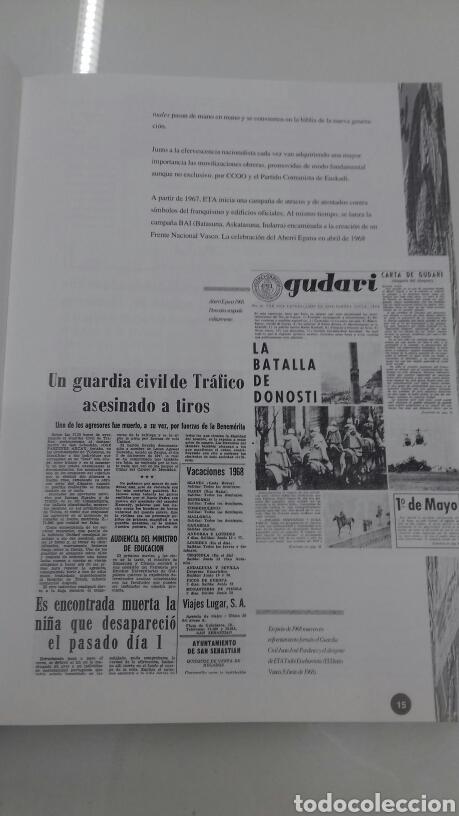 Libros de segunda mano: Haritzaren Negua AMA LUR EL PAIS VASCO DE LOS AÑOS 60 FILMOTECA VASCA - Foto 4 - 107529706