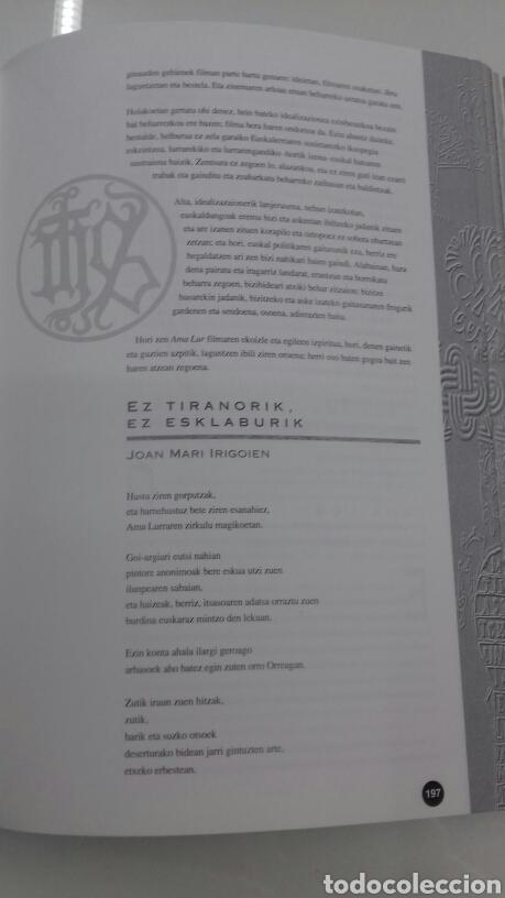 Libros de segunda mano: Haritzaren Negua AMA LUR EL PAIS VASCO DE LOS AÑOS 60 FILMOTECA VASCA - Foto 11 - 107529706
