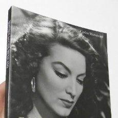 Libros de segunda mano: ROSTROS DEL CINE MEXICANO - CARLOS MONSIVÁIS. Lote 107560295