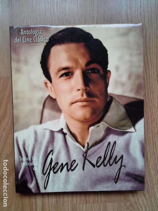 ANTOLOGÍA DEL CINE CLÁSICO - GENE KELLY - TODAS LAS PELÍCULAS (Libros de Segunda Mano - Bellas artes, ocio y coleccionismo - Cine)