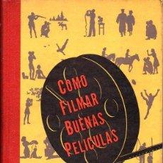 Libros de segunda mano: KODAK : COMO FILMAR BUENAS PELÍCULAS (ROCHESTER, S.F.). Lote 108909671