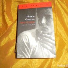 Libros de segunda mano: SOBRE EL TEATRO. VITTORIO GASSMAN. EL ACANTILADO, Nº 72. 1ª EDICION 2003. Lote 108910547