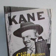 Libros de segunda mano: KANE. LAS CIEN MEJORES PELICULAS DEL SIGLO XX. JULIO CASTEDO. EDICIONES JAGUAR 2000.VER FOTOS. Lote 109549667
