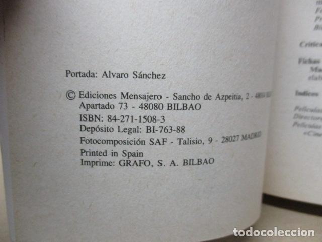 Libros de segunda mano: CINE PARA LEER, Historia crítica de un año de cine 1987 - EQUIPO RESEÑA EQUIPO RESEÑA - Foto 6 - 109829999