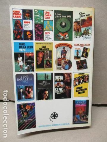 Libros de segunda mano: CINE PARA LEER, Historia crítica de un año de cine 1987 - EQUIPO RESEÑA EQUIPO RESEÑA - Foto 13 - 109829999