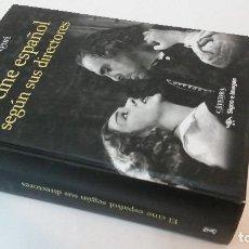 Libros de segunda mano: 2009 - ANTONIO GREGORI - EL CINE ESPAÑOL SEGÚN SUS DIRECTORES. Lote 109880899