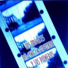 Libros de segunda mano: LOS ORÍGENES DEL CINE EN GIPUZKOA Y SUS PIONEROS. JON LETAMENDI. JEAN-CLAUDE SEGUIN. LEIRE ITUARTE.. Lote 110391379