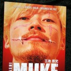 Libros de segunda mano: TAKASHI MIKE - LA PROVOCACION QUE LLEGO DE ORIENTE - ANGEL SALA / DESIREE DE FEZ - ISBN: 97884962354. Lote 110592267