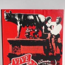 Libros de segunda mano: VIVE Y DEJA VIVIR DE JAVIER LUENGOS. Lote 110624143