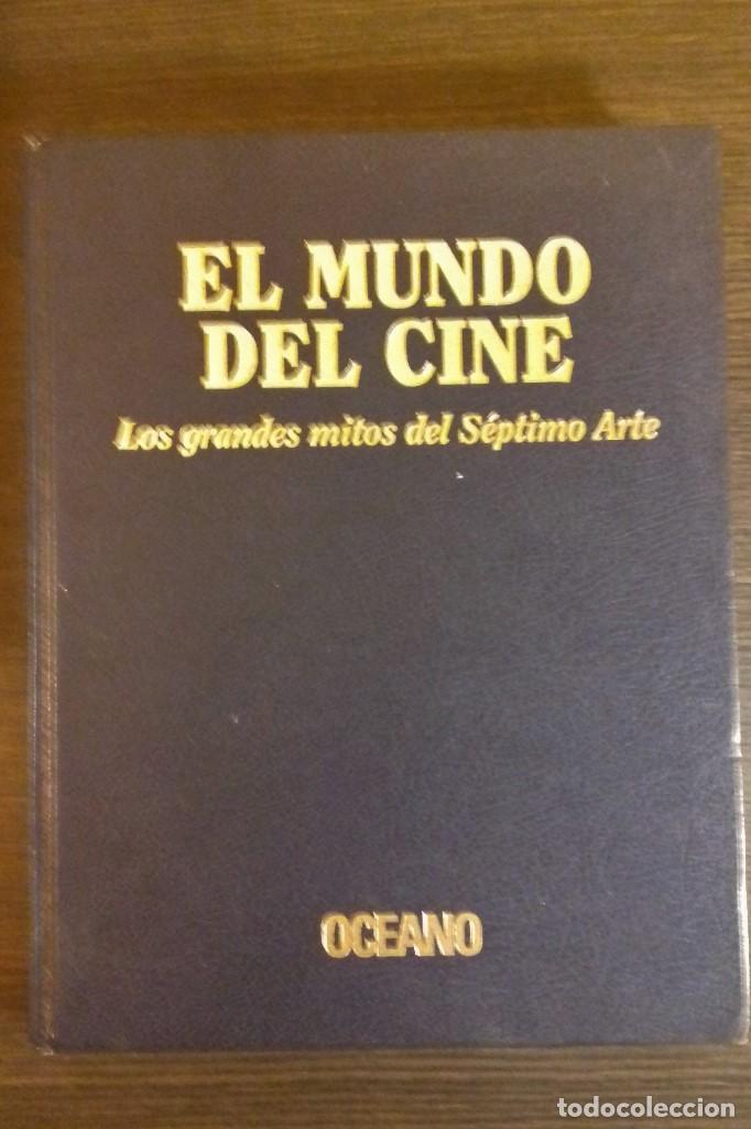 EL MUNDO DEL CINE LOS GRANDES MITOS DEL SÉPTIMO ARTE OCEANO (Libros de Segunda Mano - Bellas artes, ocio y coleccionismo - Cine)