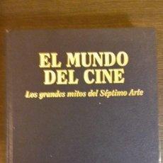 Libros de segunda mano: EL MUNDO DEL CINE LOS GRANDES MITOS DEL SÉPTIMO ARTE OCEANO. Lote 110626659