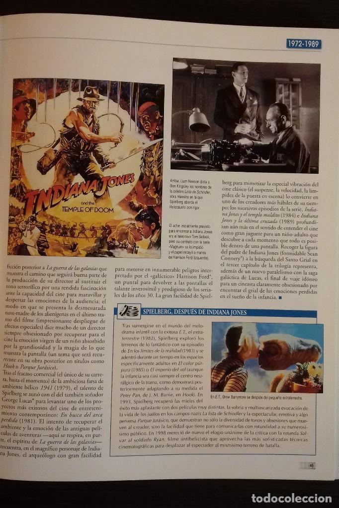 Libros de segunda mano: EL MUNDO DEL CINE LOS GRANDES MITOS DEL SÉPTIMO ARTE OCEANO - Foto 9 - 110626659