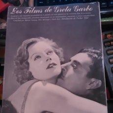 Libros de segunda mano: LOS FILMS DE GRETA GARBO (BARCELONA, 1979). Lote 111045463