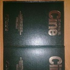 Libros de segunda mano: DIARIO 16 HISTORIA DEL CINE LAS MEJORES PELÍCULAS SUS ESTRELLAS Y SUS CREADORES 1986 - 1987. Lote 111733500