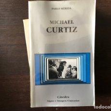 Libros de segunda mano: MICHAEL CURTIZ. PABLO MÉRIDA. Lote 112031751