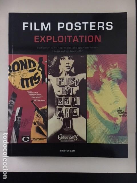 FILM POSTERS EXPLOITATION / CARTELES DE CINE / LIBRO 2006 (Libros de Segunda Mano - Bellas artes, ocio y coleccionismo - Cine)
