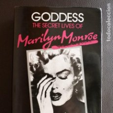 Libros de segunda mano: SECRET LIVES OF MARILYN MONROE - GODDESS - . Lote 112102947