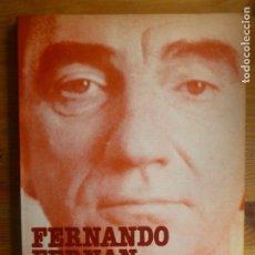 Libros de segunda mano: FERNANDO FERNÁN GÓMEZ DIEGO GALÁN Y ANTONIO LLORENS 1984 173PP. Lote 112217935