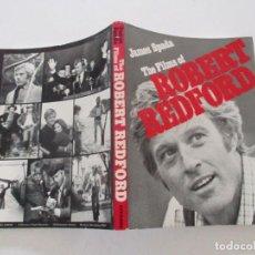 Libros de segunda mano: JAMES SPADA. THE FILMS OF ROBERT REDFORD. RMT85549. . Lote 112392467