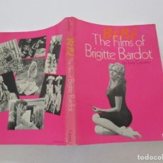 Libros de segunda mano: TONY CRAWLEY. BEBÉ. THE FILMS OF BRIGITTE BARDOT. RMT85552. . Lote 112392691