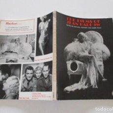 Libros de segunda mano: MICHAEL CONWAY, MARK RICCI (ED.). THE FILMS OF JEANE HARLOW. RMT85565. . Lote 112393407