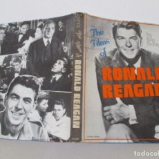 Libros de segunda mano: TONY THOMAS. THE FILMS OF RONALD REAGAN. RMT85573. . Lote 112394067