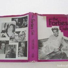 Libros de segunda mano: JAMES ROBERT PARISH, DON E. STANKE. THE FORTIES GALS. RM85594. . Lote 112395563