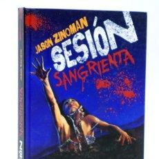 Libros de segunda mano: SESIÓN SANGRIENTA (JASON ZINOMAN) T&B, 2012. OFRT ANTES 23E. Lote 121637131