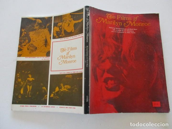 MARK RICCI, MICHAEL CONWAY. THE FILMS OF MARILYN MONROE. RMT85673. (Libros de Segunda Mano - Bellas artes, ocio y coleccionismo - Cine)