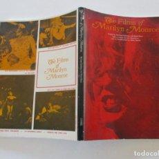 Libros de segunda mano: MARK RICCI, MICHAEL CONWAY. THE FILMS OF MARILYN MONROE. RMT85673. . Lote 113062371